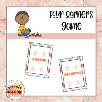 Juego de Cuatro Esquinas / Four Corners Game