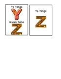 Juego de Letras - Letter Game