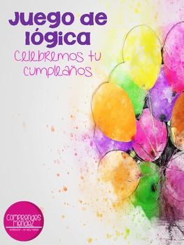Juego de lógica: ¡Feliz cumpleaños!