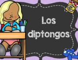Los Diptongos y Hiatos - Diphthongs