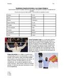 Juegos Olímpicos Spanish Sport Vocab