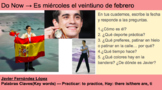 Winter Olympics Spanish Sports - PowerPoints, Worksheets,
