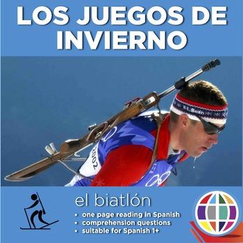 Juegos de Invierno - Biathlon