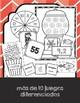Juegos de factores y múltiplos / Factors and Multiples Math Games Spanish