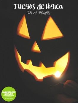 Juegos de lógica: Halloween
