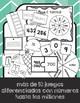 Juegos de redondeo y estimación / Rounding and Estimation Math Games Spanish