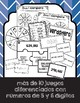 Juegos de valor posicional 4to grado/ 4th Grade Place Value Math Games Spanish