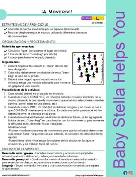 Juegos grupales (Locomoción)
