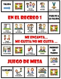 El recreo - Board Game
