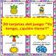 Juegos y tarjetas de verano - Spanish Summer flash cards and games