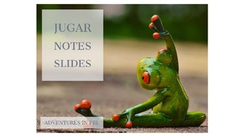 Jugar Notes PowerPoint