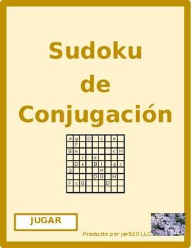Jugar Spanish verb Present tense Sudoku
