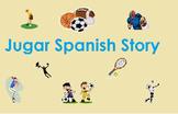 Jugar Stem-Changing Spanish 1 Story (Realidades 4B)