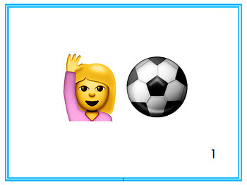 Spanish Sports (Jugar a los deportes) Task Cards with Emojis