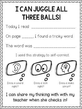 Juggle All Three Balls: A Self-Monitoring Toolkit