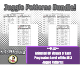 Juggle Pattern Bundle - Part 1