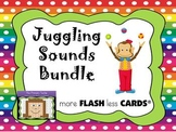 Juggling Sounds Bundle - more FLASH less CARDS