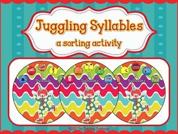 Circus Syllable Sort