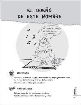Juguemos con Sonidos y Palabras