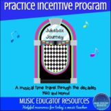 Jukebox Journey; A Time Travel Practice Incentive Program