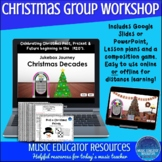 Jukebox Journey Christmas Decades | Christmas Camp or Grou