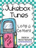 Jukebox Tunes! Long U Word Work Centers