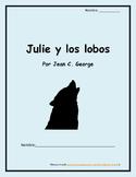 Julie y los lobos- paquete de comprensión