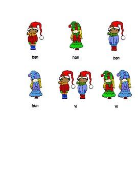 Jul Verb-sortering Perfektum