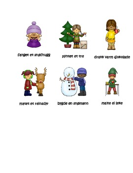 Jul Verb-sortering Preteritum