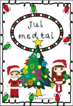 Jul med tal
