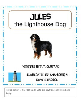 Jules the Lighthouse Dog > Storytime Learning (variety of skills)