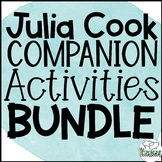 Julia Cook Book Companion Activities and Lessons