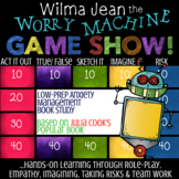 Julia Cook's Wilma Jean The Worry Machine: School Counseling Lesson on Anxiety