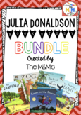 Julia Donaldson Book Study Bundle