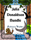 Julia Donaldson Companion Worksheet Bundle