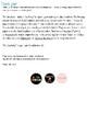 "Julia Donaldson ""Craftivity"" Writing page (Author of Superworm)"