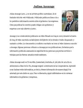 Julian Assange - LEER