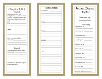 Julian Dream Doctor Brochure