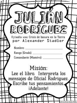 Julian Rodriguez Episodio Uno Student Workbook in SPANISH
