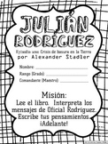 Julian Rodriguez Episodio Uno Student Workbook in SPANISH