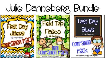 Julie Danneberg Companion Pack Bundle