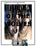 Julie of the Wolves - Novel Study Booklet