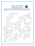Julie of the Wolves: 2 Reading-for-Detail Crosswords—Great competition activity!