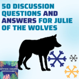 Julie of the Wolves - 50 Discussion Questions AND Answers