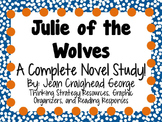 Julie of the Wolves - A Complete Novel Study!
