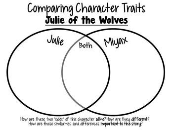 Julie of the Wolves - A Complete Novel Study!