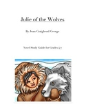 Julie of the Wolves Book Club/Literature Circle Discussion Guide