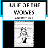 *Free* Julie of the Wolves Character Map