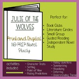 Julie of the Wolves Novel Study -Distance Learning