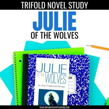 Julie of the Wolves Novel Study Unit